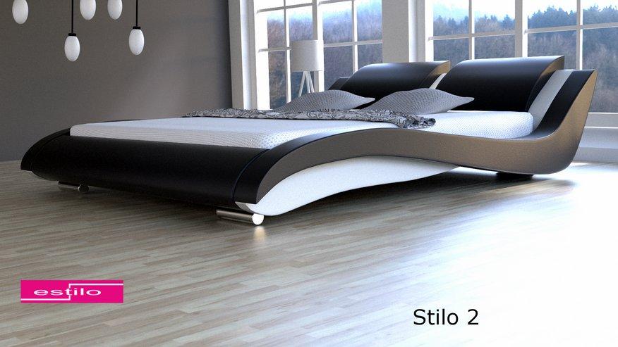 �243żko do sypialni sk243rzane stilo2 160x200 estilo