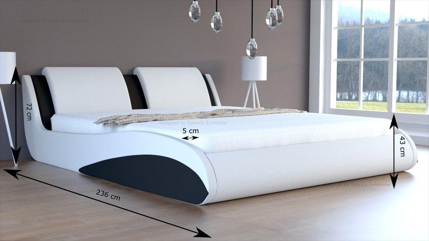 łóżka do sypialni ze skrzynią